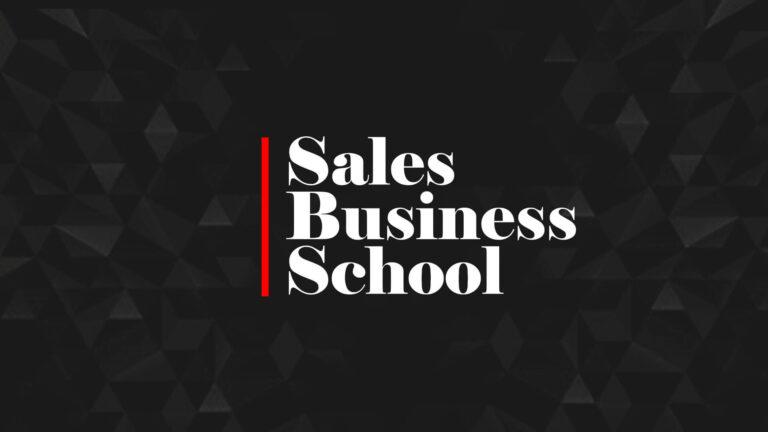Que es Sales Business School
