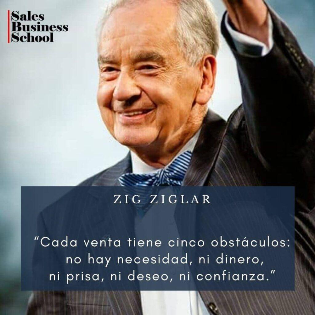 Frases motivadoras de Zig Ziglar 1