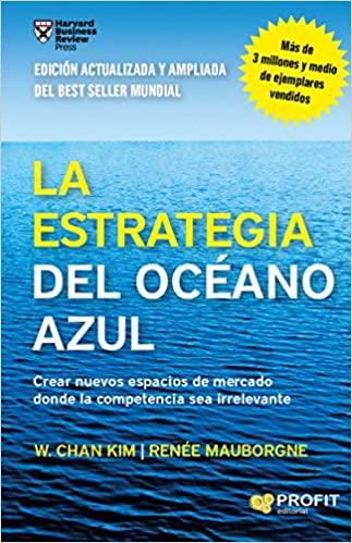La estrategia del océano azul Crear nuevos espacios de mercado donde la competencia sea irrelevante