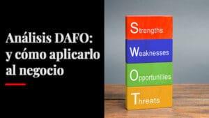 Qué es Análisis DAFO