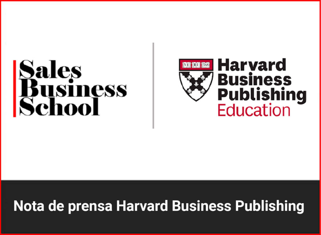 Colaboracion de Sales Business School con Harvard