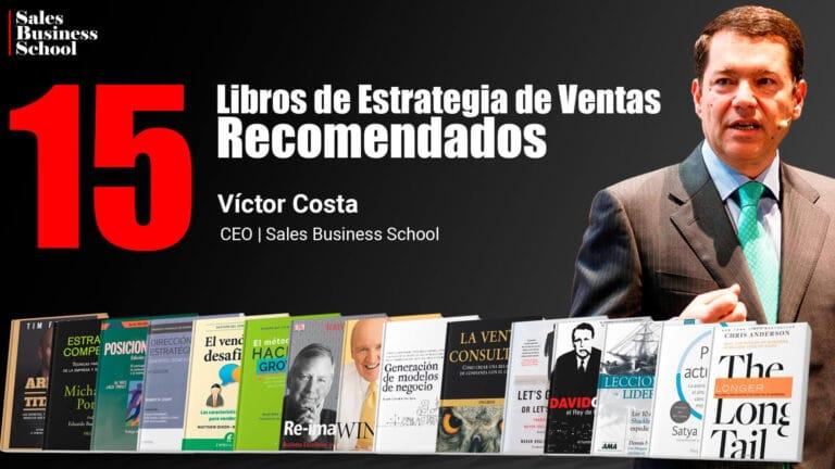 15 Libros de ventas recomendados