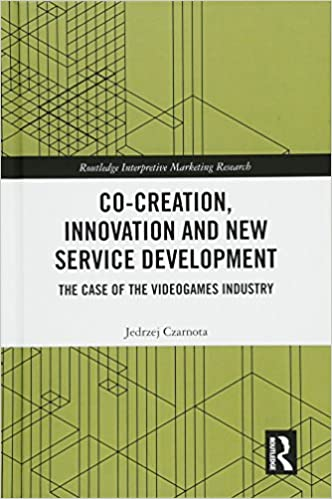 Co-Creation, Innovation and New Service Development