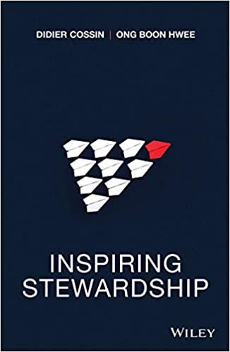 Inspiring Stewardship