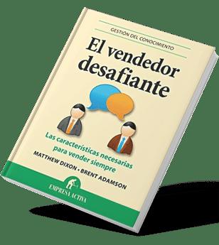 Libro de Ventas El vendedor desafiante