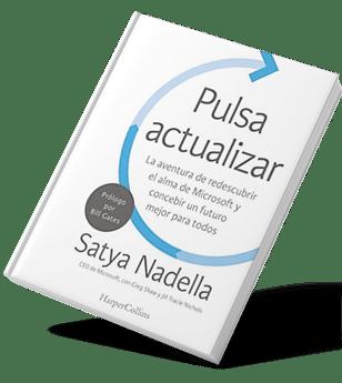 Libro de Ventas y negocio Pulsa actualizar