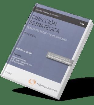 Libro de negocio Direccion estrategica