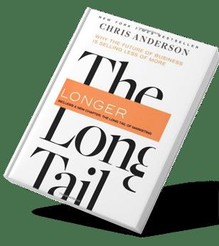 Libro de ventas The Long Tail