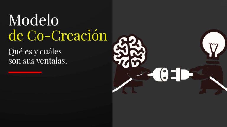 Modelo de Co creacion