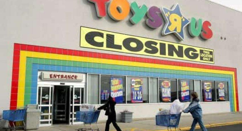 toys r us bancarrota